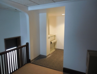 Blawnox Municipal Building Shaft Lift Installation Pittsburgh, PA