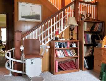 Curved Stairlift - Syracuse NY