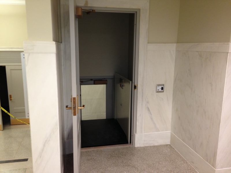 Enclosed Wheelchair Lifts