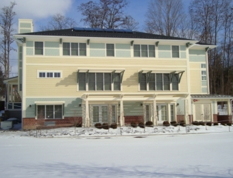 Jewish Life Center LULA Install Chautauqua, NY