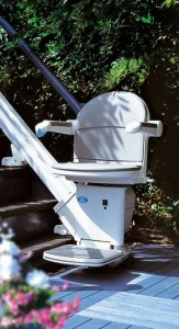 Outdoor Stair Lift in Pittsburgh, PA