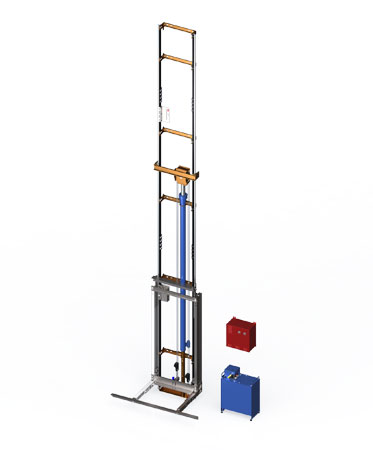 Elevator Drive System