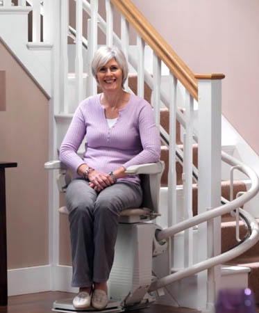 Acorn vs. Stannah Stairlifts, Curved Stair Lifts, Straight Stair Lifts