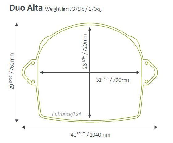 Stiltz Elevator - Duo Alta