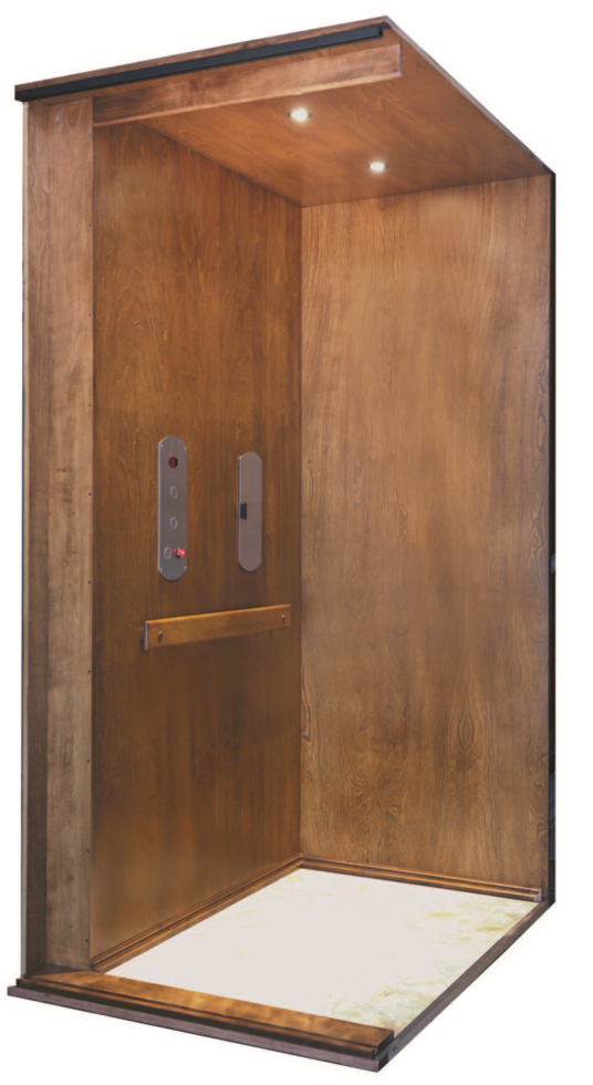 Symmetry Elevator - Flat Pannel