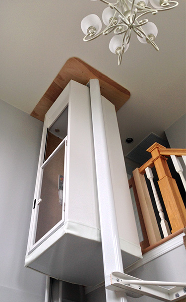 Stiltz Duo ThruCar half Height-actual install