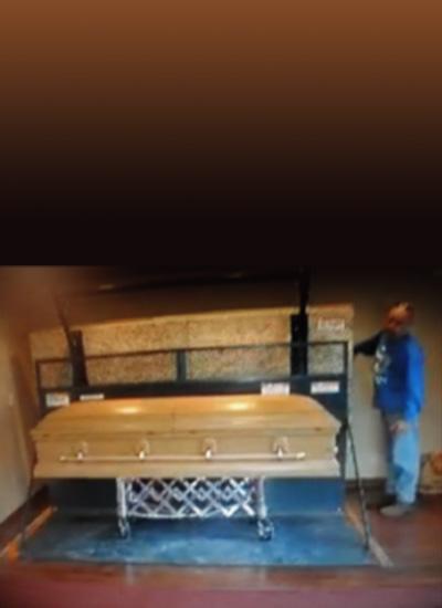 casket lift