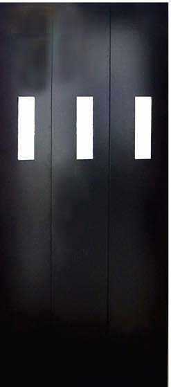 The Symmetry Safety 3-Panel Car Door
