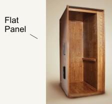 flat panel elevator