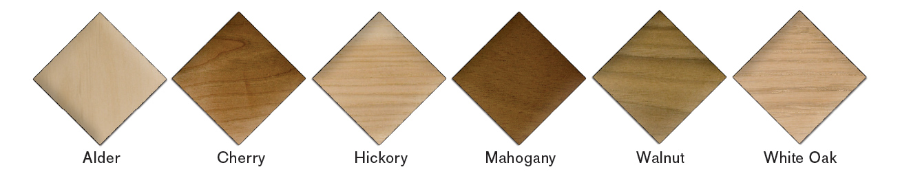 Symmetry Elevator - Wood Choices