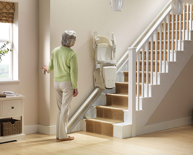 Stair Lifts in Buffalo, Pittsburgh, Rochester, and Morgantown, NY