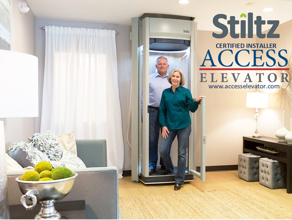 Stiltz Elevator, Custom Elevator, Elevators and Home Elevators